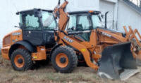 Case 321F Compact Loader